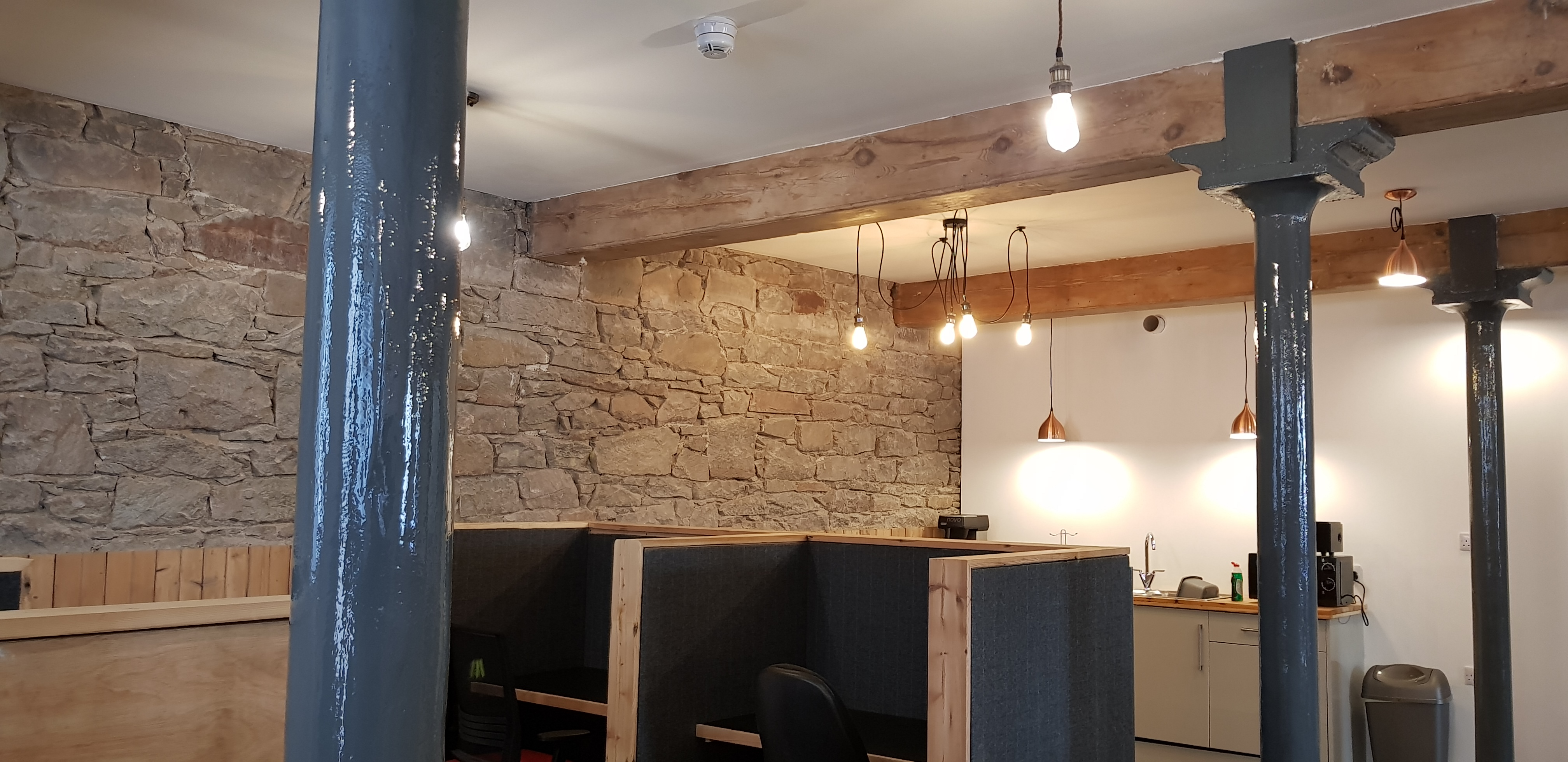 flour mill dundee cowork space